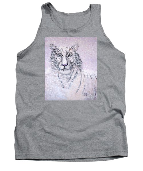Tank Top featuring the painting Chairman Of The Board by Phyllis Kaltenbach