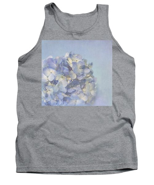 Charming Blue Tank Top