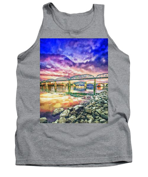 Chattanooga Reflection 1 Tank Top