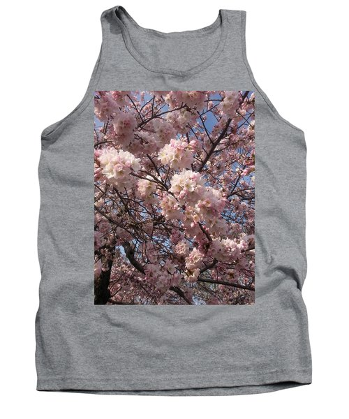 Cherry Blossoms For Lana Tank Top