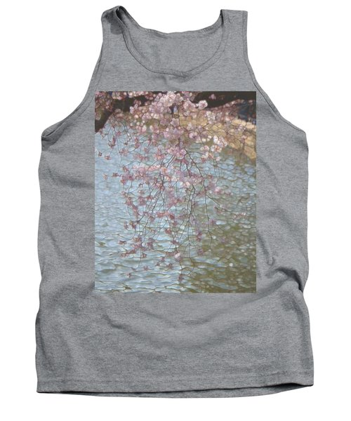 Cherry Blossoms P2 Tank Top
