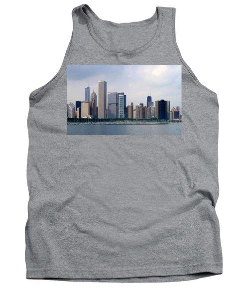 Chicago Panorama Tank Top
