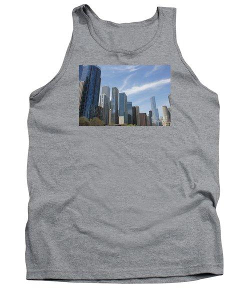 Chicago Skyscrapers Tank Top