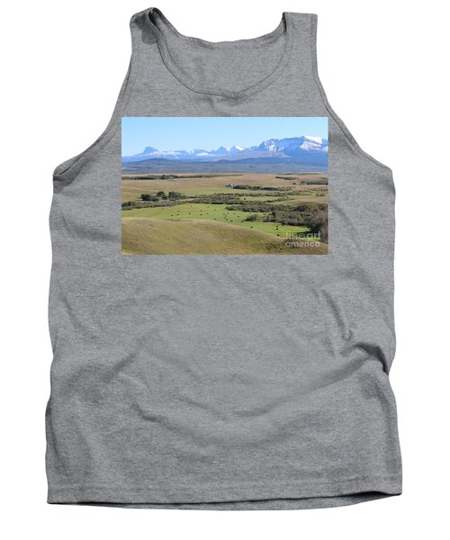 Chief Mountain Tank Top