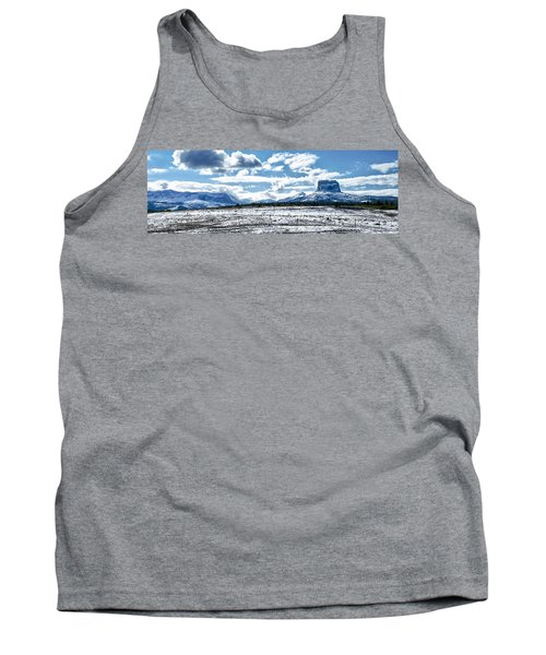 Chief Of The Mountains Tank Top