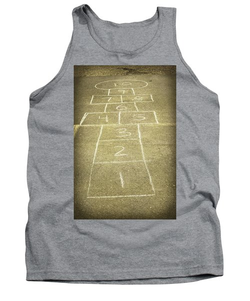 Childhood Games Tank Top