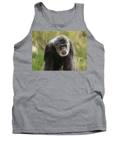 Chimpanzee Tank Top