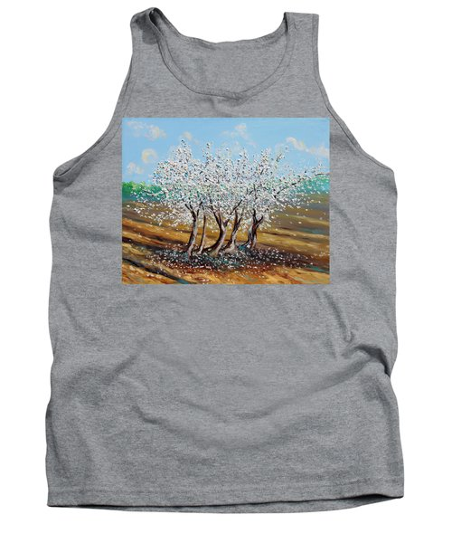 Tank Top featuring the painting Chosen by Meaghan Troup