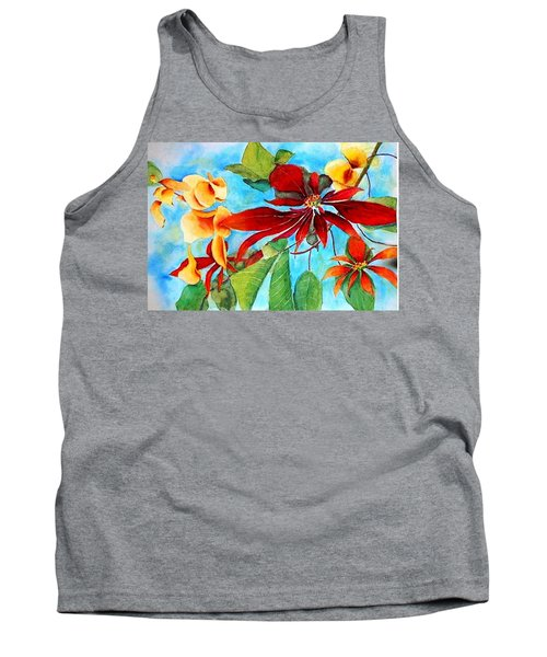 Christmas All Year Long Tank Top