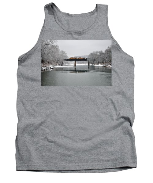 Christmas Coal Tank Top