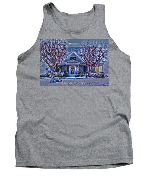 Christmas Memories Tank Top