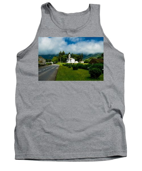 Church In Seven Cities Tank Top