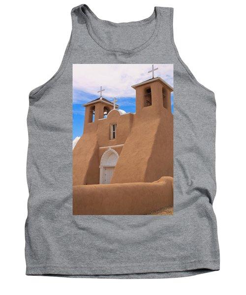 Church Of San Francisco De Asis Tank Top