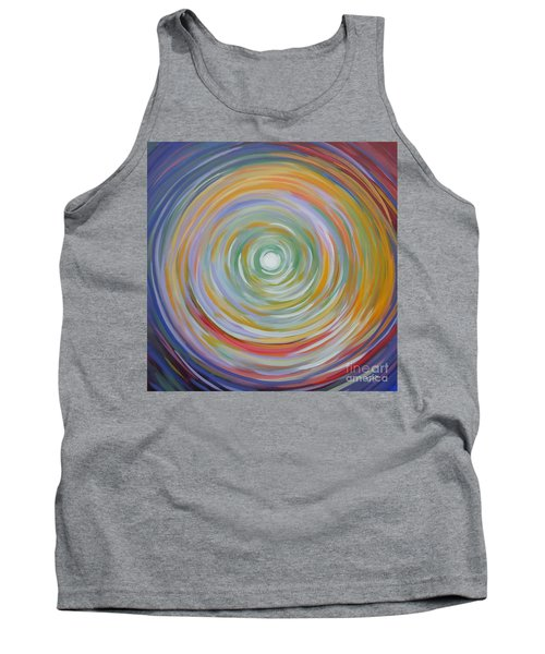 Circle In A Square Tank Top