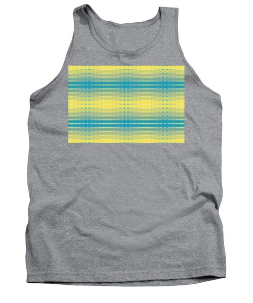 Citrus Warp 3 Tank Top