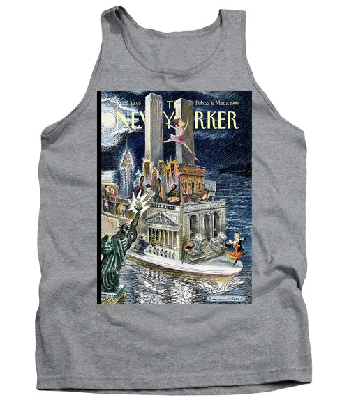 City Of Dreams Tank Top
