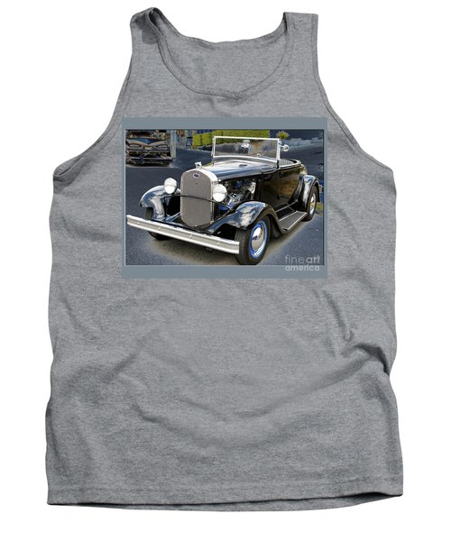 Classic Ford Tank Top