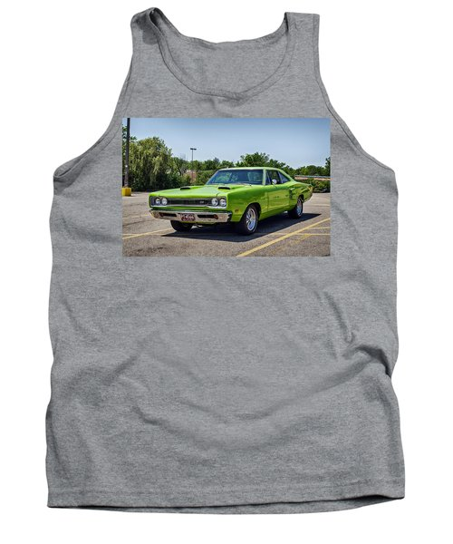 Classic Muscle Tank Top