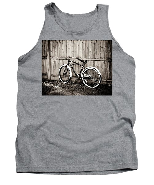 Tank Top featuring the photograph Classic Ride by Sara Frank