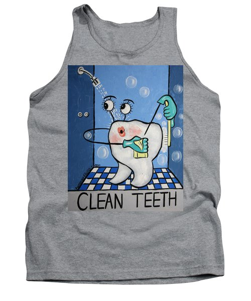 Clean Tooth Tank Top