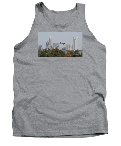 Cleared To Land Tank Top by Kevin McCarthy