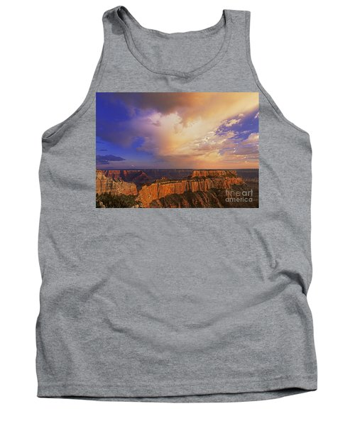 Tank Top featuring the photograph Clearing Storm Cape Royal North Rim Grand Canyon Np Arizona by Dave Welling