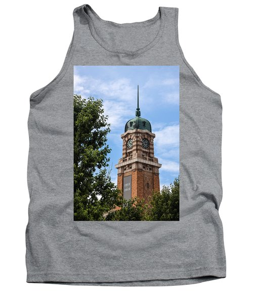 Cleveland West Side Market Tower Tank Top