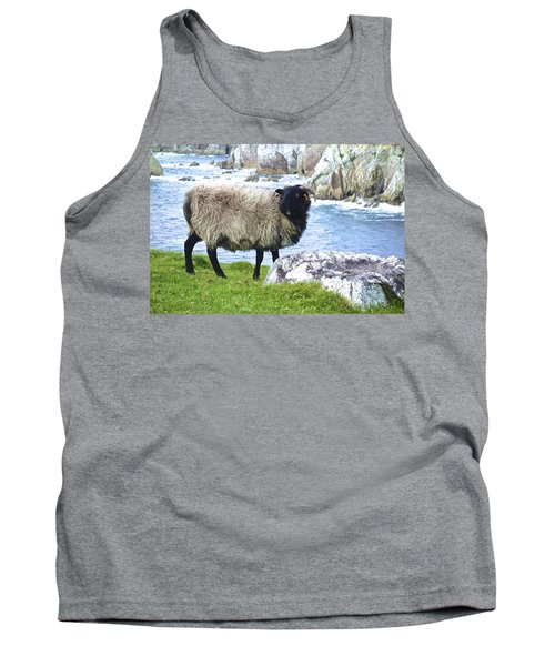 Clew Bay Sheep Tank Top