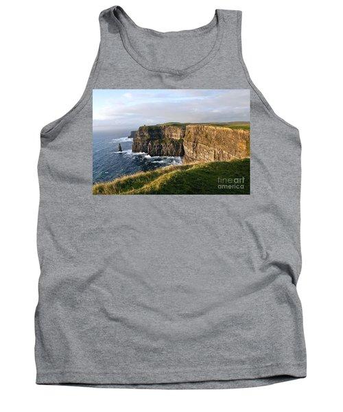 Cliffs Of Moher Evening Light Tank Top