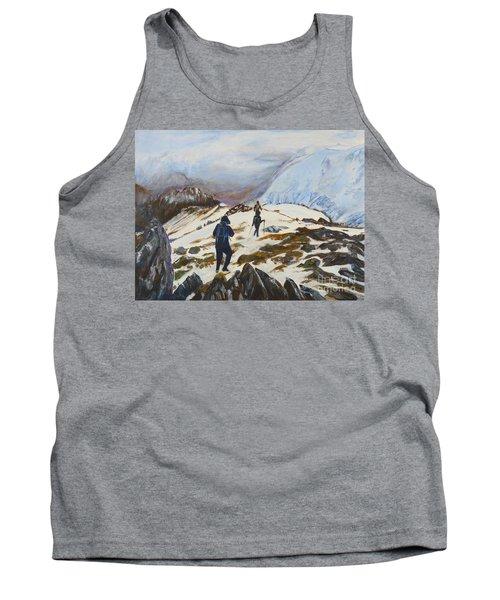 Climbers - Painting Tank Top