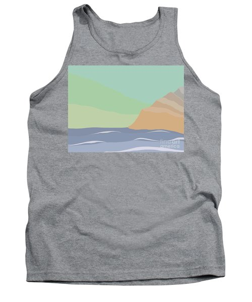 Coastal Bank Tank Top