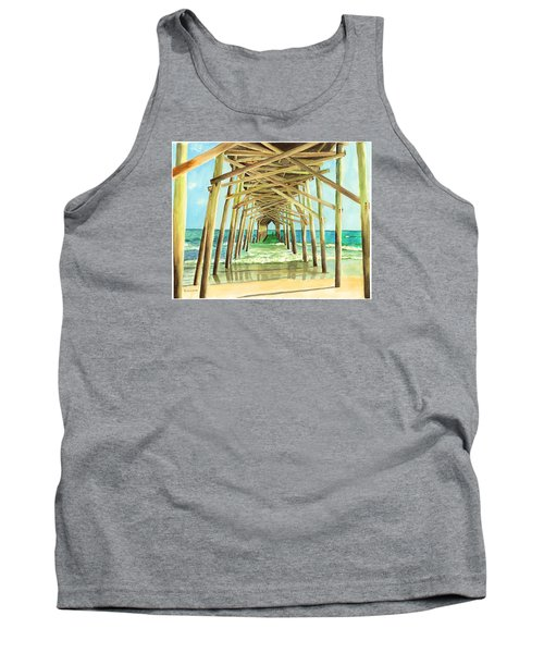 Coastal Cathedral  Tank Top