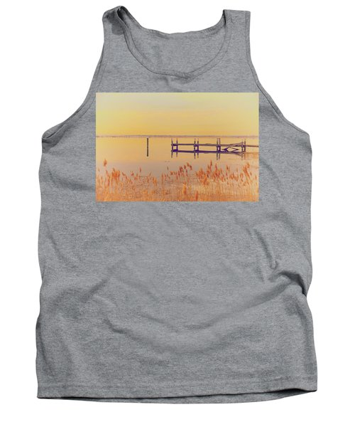 Coastal Winter Tank Top