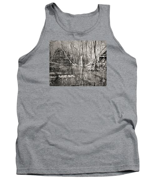 Coaster Reflections Tank Top by William Beuther