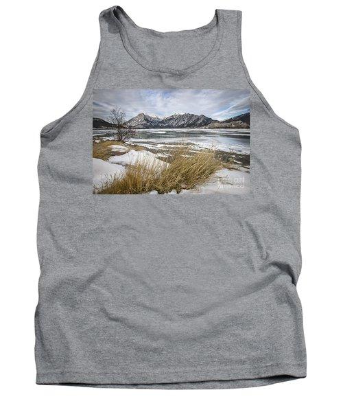 Cold Landscapes Tank Top