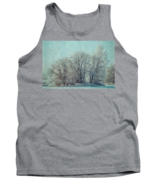 Cold Winter Day Tank Top