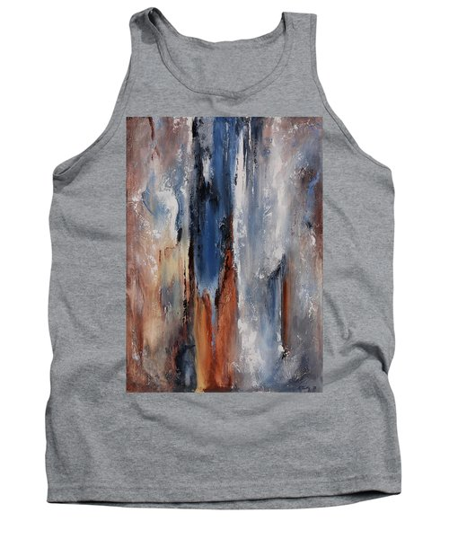 Color Harmony 06 Tank Top by Emerico Imre Toth