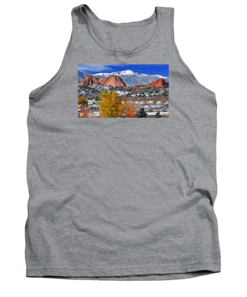 Colorful Colorado Tank Top