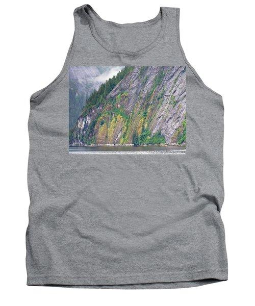 Colors Of Alaska - Misty Fjords Tank Top