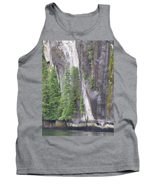Colors Of Alaska - More From Misty Fjords Tank Top