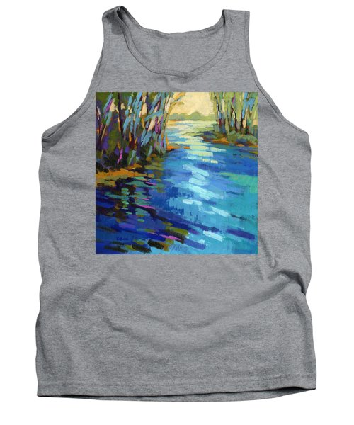 Colors Of Summer 9 Tank Top