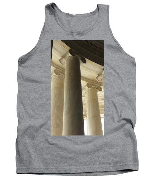 Columns Stand Guard Tank Top