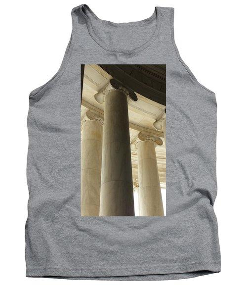 Columns Stand Guard Tank Top