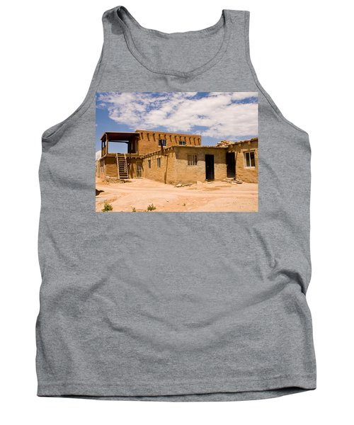 Acoma Pueblo Home Tank Top