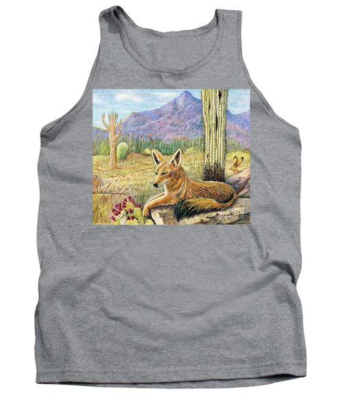 Come One Step Closer Tank Top