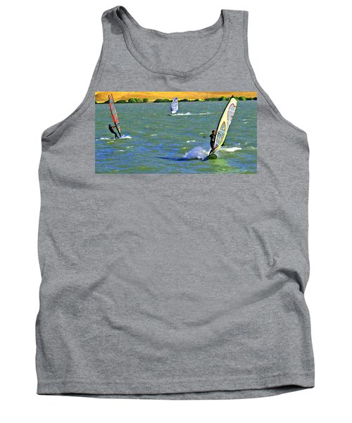 Coming And Going Tank Top