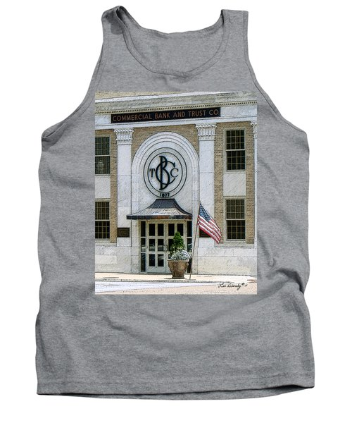 Commercial Bank And Trust Tank Top