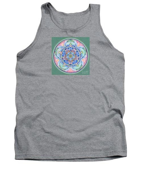 Compassion Mandala Tank Top