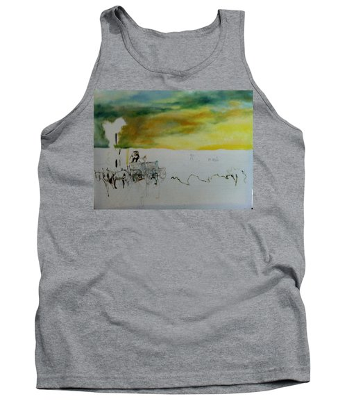 Composition2 Tank Top