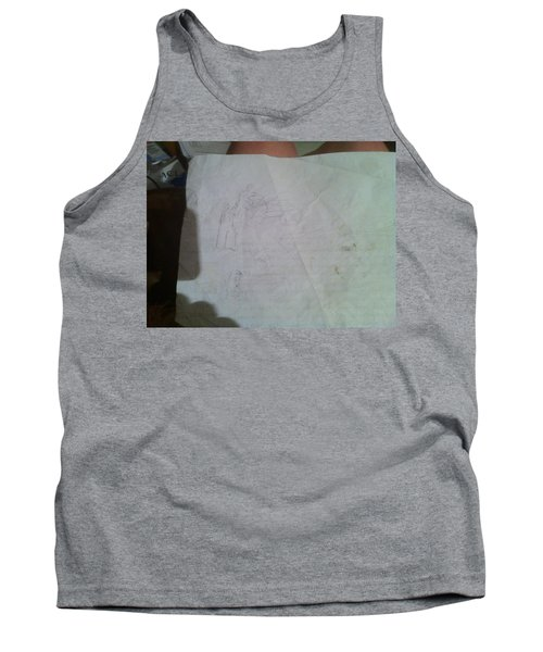 Conceptualizing - 1 Tank Top